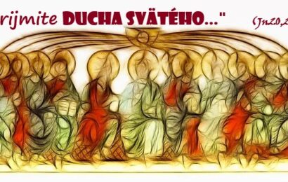 """Komentáre k textom na slávnosť Zoslania Ducha Svätého """"A"""""""