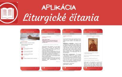 Aplikácia Liturgické čítania