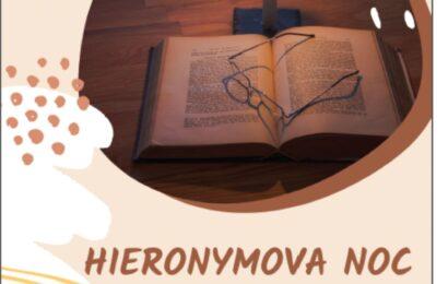 Hieronymova noc – nočné čítanie Svätého Písma
