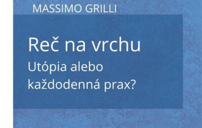 Reč na vrchu (Massimo Grilli)