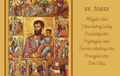 Komentár kčítaniam na slávnosť sv. Jozefa
