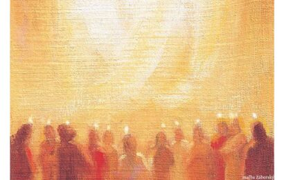 Biblické komentáre k čítaniam na Nedeľu Zoslania Ducha Svätého