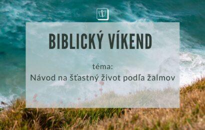 Biblický víkend