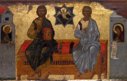 Komentár k čítaniam na slávnosť Najsvätejšej Trojice
